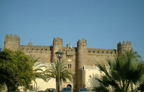 El Parador de Zafra, alojamiento medieval en Badajoz