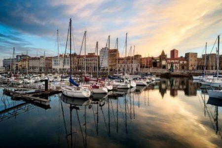 Gijón, Asturias con Sal