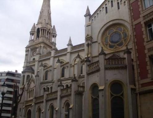 Las iglesias más bonitas de Bilbao