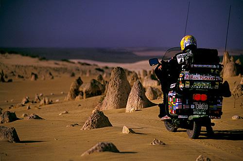 Diez rutas en moto por España