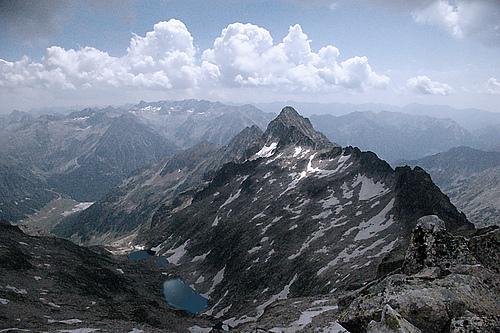 Montañas en España, geografía e historia