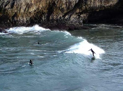 Surf en Asturias, información práctica