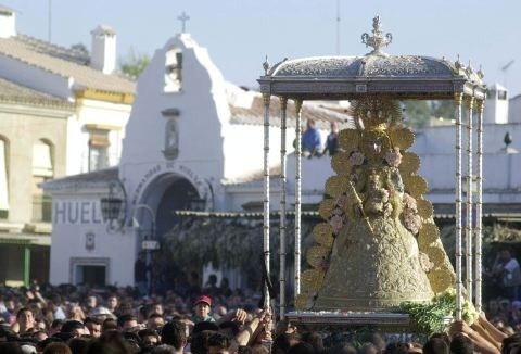 La Romería del Rocío en Huelva
