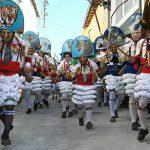 El entroido, carnaval tradicional de Galicia