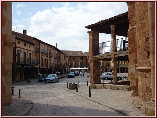 Ayllón, saboreando el corazón de Castilla