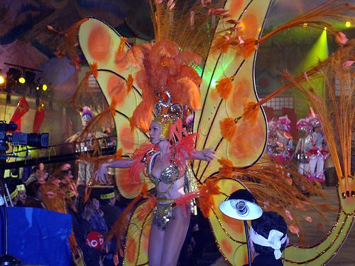 Carnaval de Tenerife, fiesta en las calles