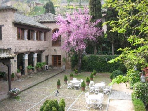 El Hotel Hostal del Cardenal en Toledo