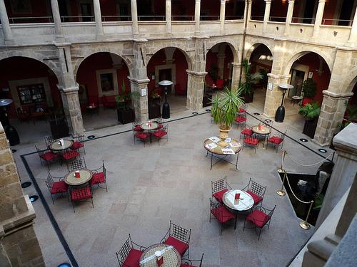 Hotel Izán Trujillo, alojamiento en Cáceres