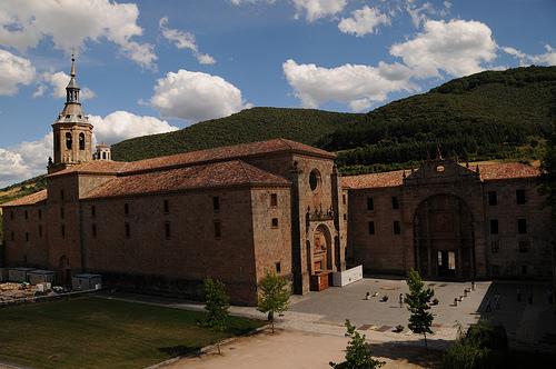 El Hotel del Monasterio de Yuso en La Rioja