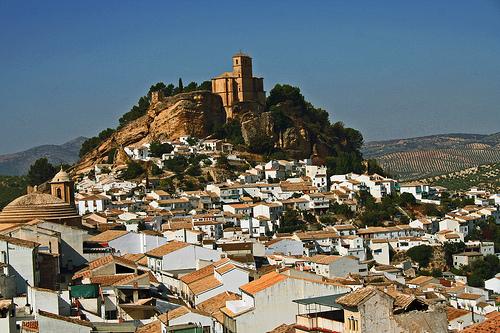 Montefrío, bella excursión desde Granada