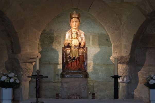 Imagen de Santa María de Eunate