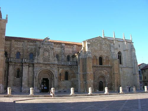 Basilica de San Isidoro de Leon