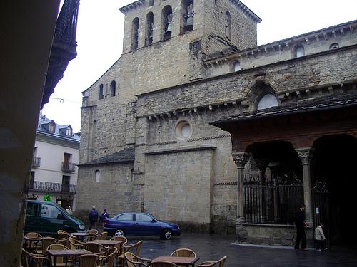 La Catedral de Jaca, un lujo del románico