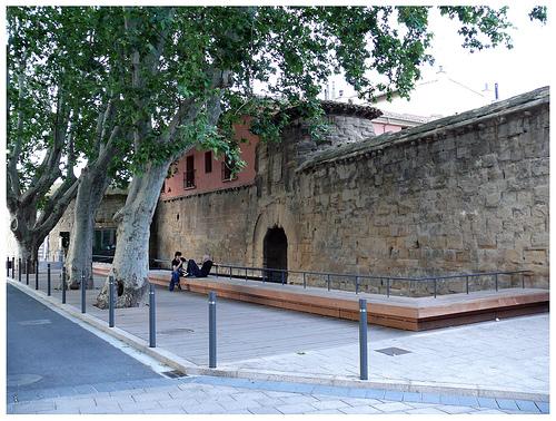 Cubo del Revellin en Logroño