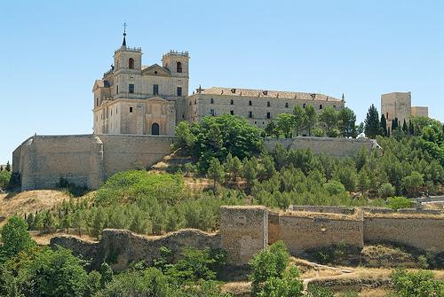 Uclés, de castillos y monasterios en Cuenca