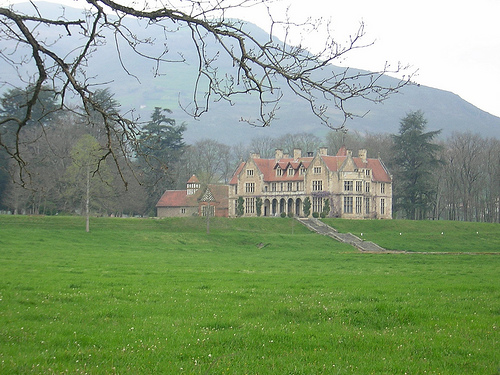 El Palacio de los Hornillos en Cantabria