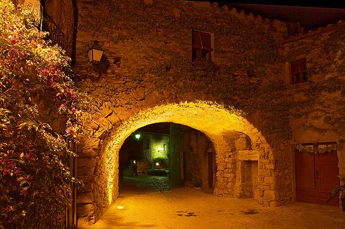 Peratallada, la doncella medieval de Girona