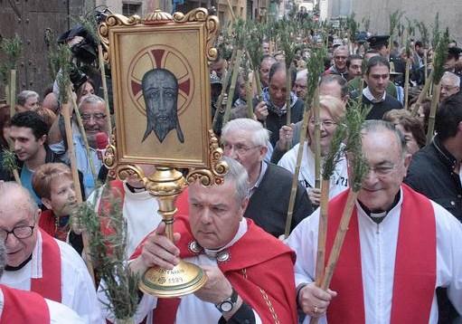 La Romería de la Santa Faz en Alicante