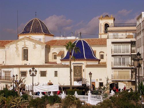 Iglesia de Sant Jaume en Benidorm