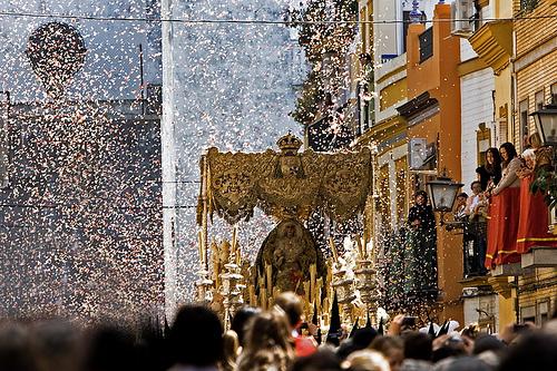 Semana Santa 2010 en Sevilla