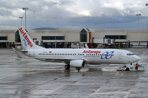 Vuelos a Tenerife desde Madrid con Air Europa