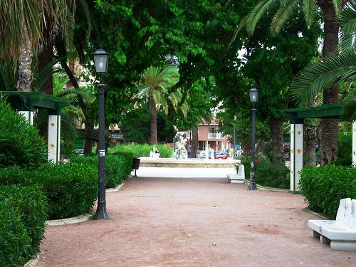 Aspe, turismo de relax en Alicante
