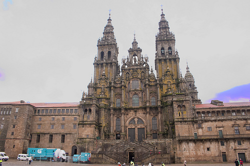 Xacobeo 2010, rumbo a Santiago de Compostela