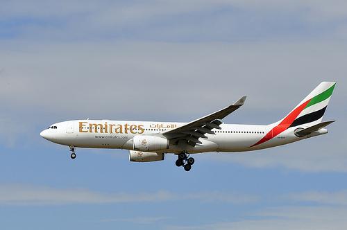 Vuelos desde Madrid a Dubai con Emirates Airlines