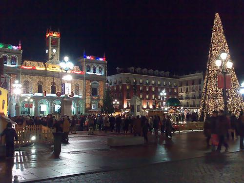 Navidad en Valladolid
