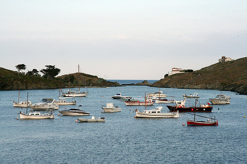 La Bahía de Portlligat, la musa de Dalí en Girona