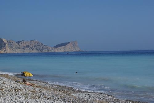 Sant Jordi de Ses Salines, tranquilidad en Ibiza