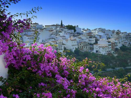 Frigiliana, de lo más bonito de Málaga