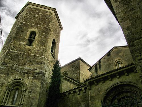 Iglesia de San Pedro el Viejo en Huesca