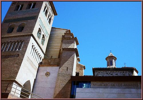 La Iglesia de San Pedro en Teruel