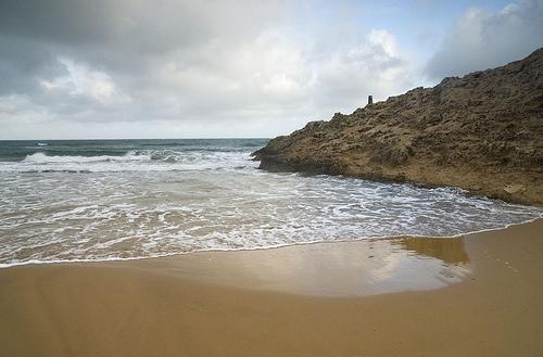 Calblanque, parque natural en la Manga de Murcia
