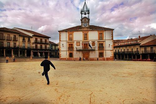 Riaza, pueblo con encanto en Segovia