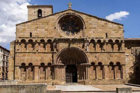 La Iglesia de Santo Domingo, joya del románico en Soria