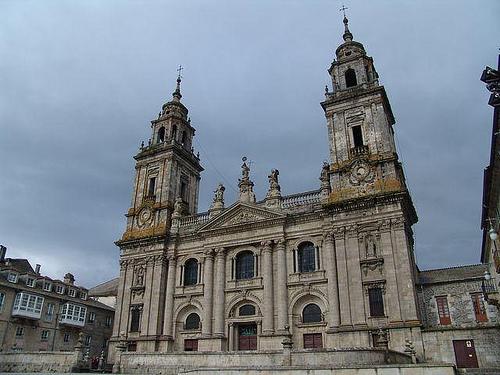Catedral de Santa María, en Lugo