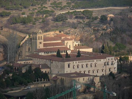 El Monasterio de Santa María del Parral en Segovia
