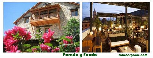 Parada y Fonda, lugares con encanto en España