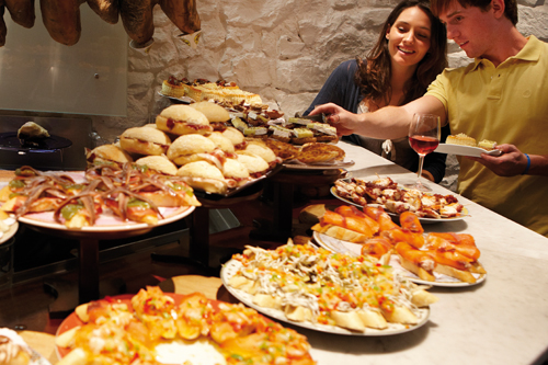 Oferta de fin de semana de turismo en Euskadi