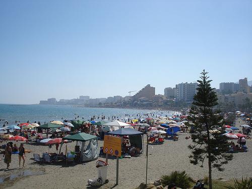 Playa Puerto Marina