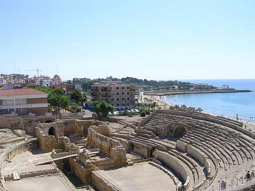 Ruta romana en Tarragona