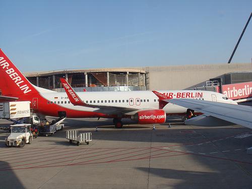 Vuelos a Munich desde Sevilla con Air Berlín