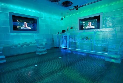 El Ice Bar de Barcelona