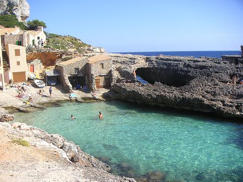 Santanyí, playas e historia en Mallorca