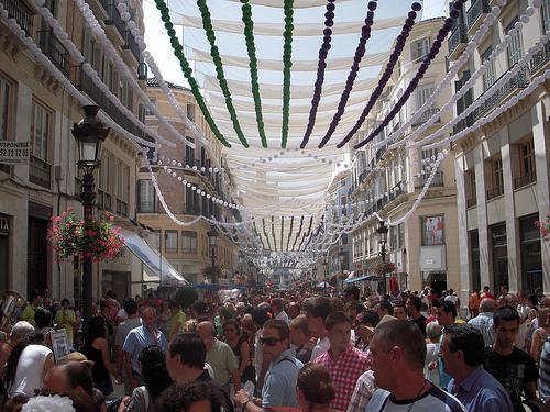 Feria de Málaga, la alegría del Sur