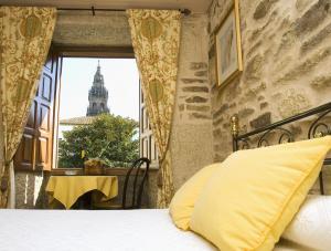 Hotel As Artes en Santiago