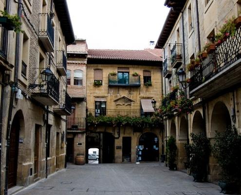 Laguardia, hotel y restaurante