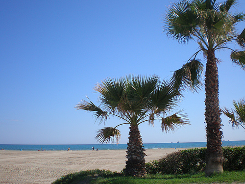 Playas en Castellón capital